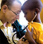 please give to Rick Hodes, Ethiopia