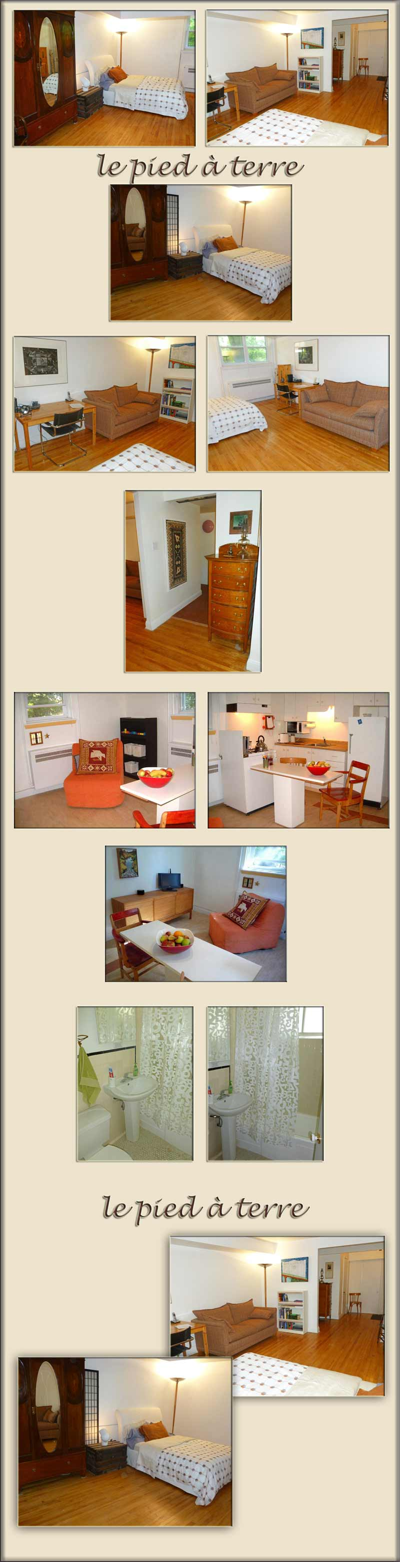 budget accommodation Montreal - large photos