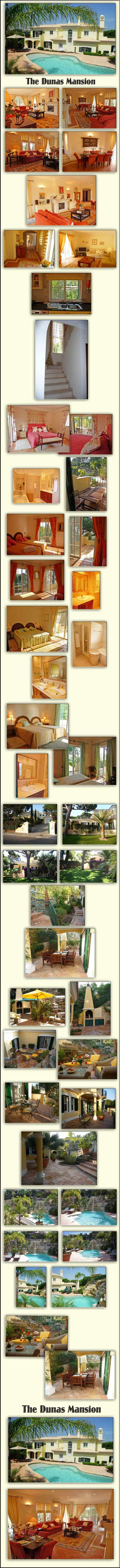 Algarve luxury villa holidays