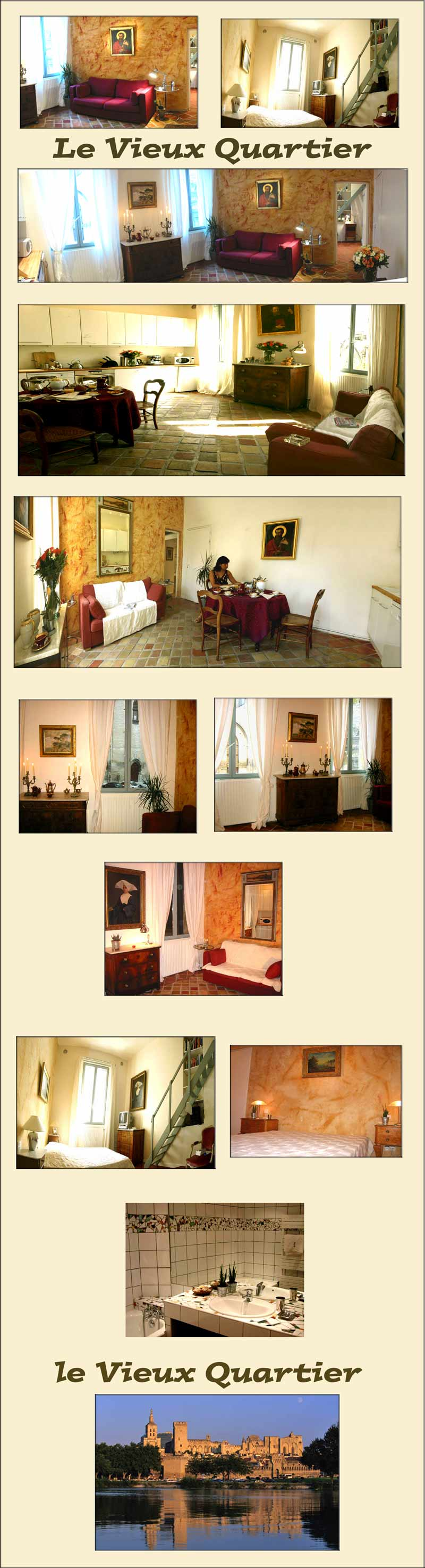 Avignon vacation rentals - large photos