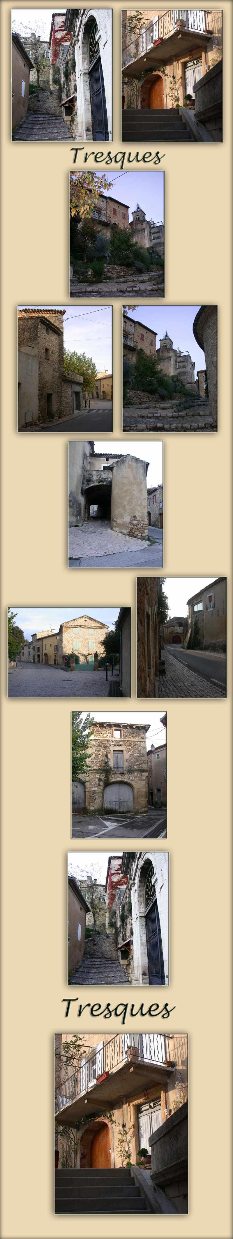 Gard village