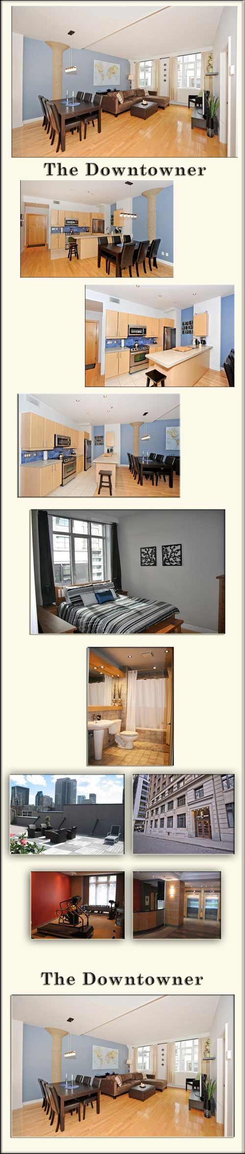 holiday rentals in Montreal