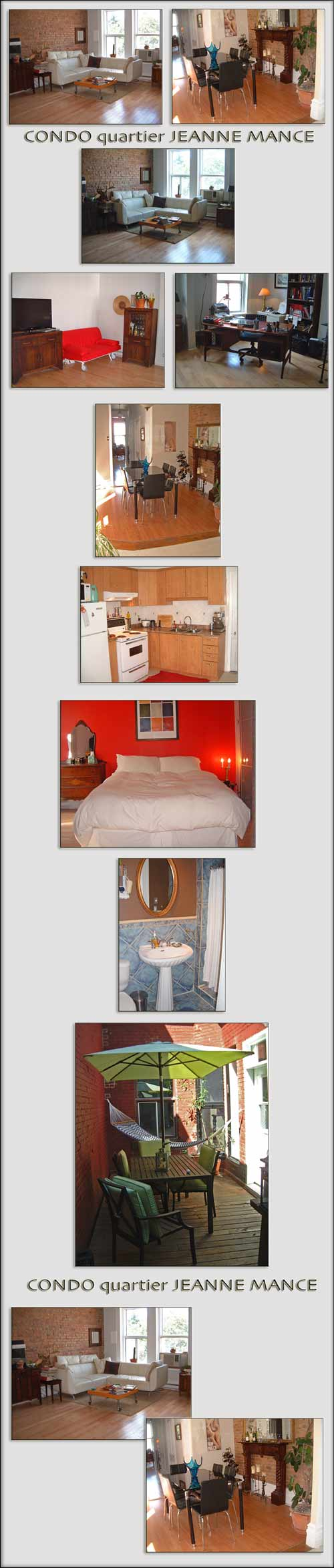 Montreal vacation rentals
