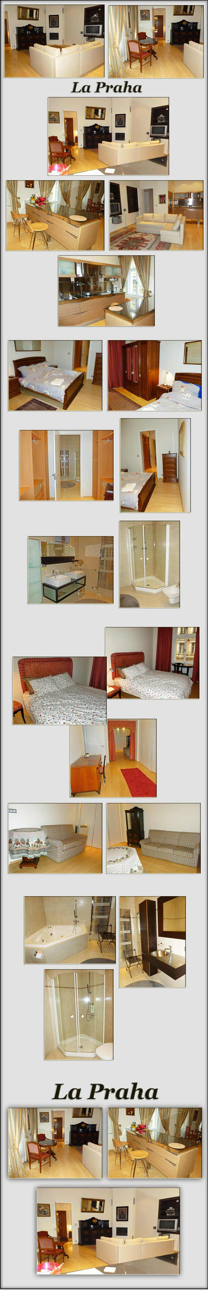 vacations in Prague with short term furnished apartments