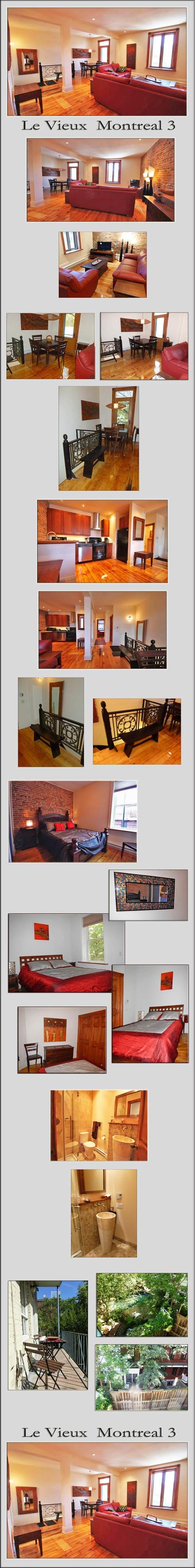 luxury condo Old Montreal