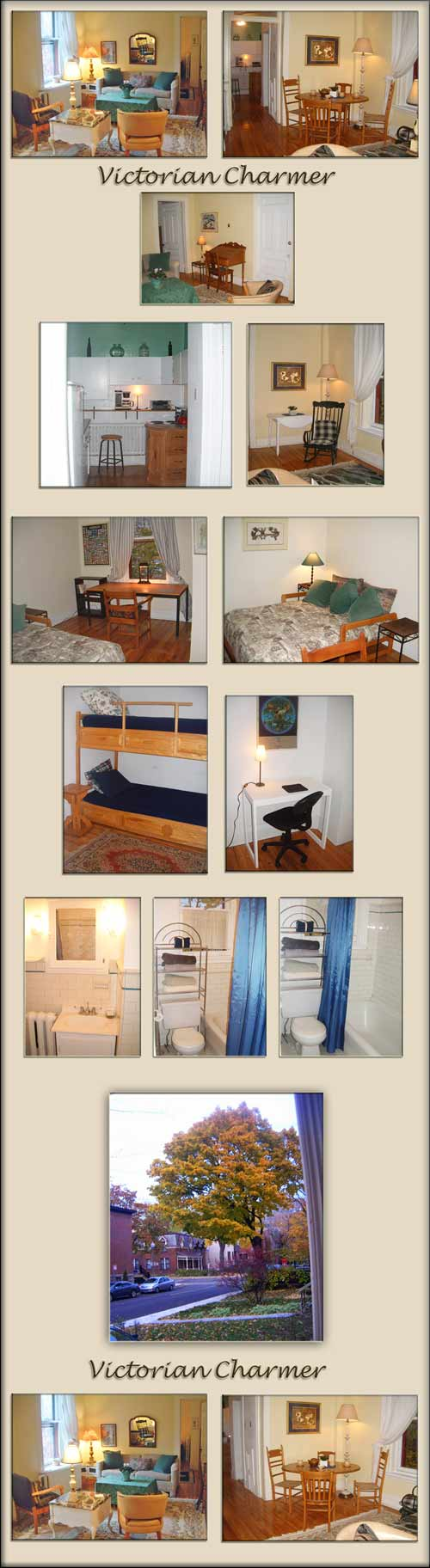 Montreal apartment and condo rentals montreal apartment for Cabin rentals in montreal canada